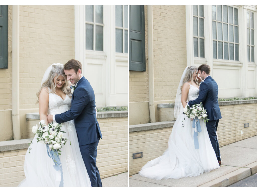 wedding at taft museum of art 3